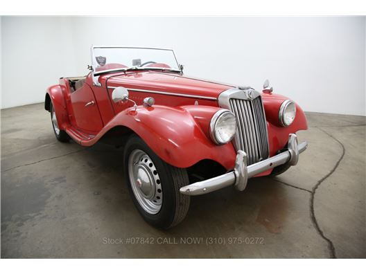 1954 MG TF for sale in Los Angeles, California 90063