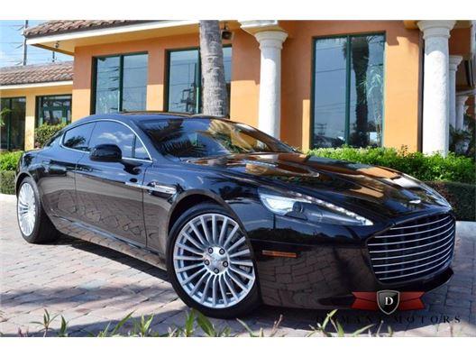2014 Aston Martin Rapide S for sale in Deerfield Beach, Florida 33441