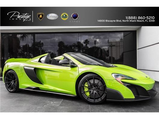 2016 McLaren 675LT for sale in North Miami Beach, Florida 33181