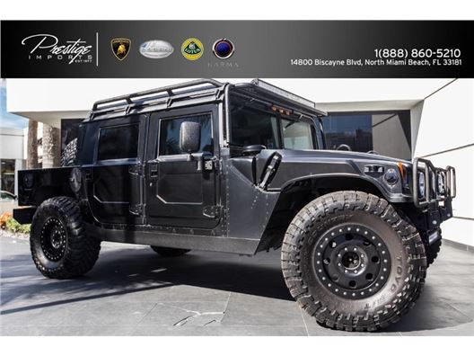 2000 Hummer H1 Pickup Hardtop for sale in North Miami Beach, Florida 33181