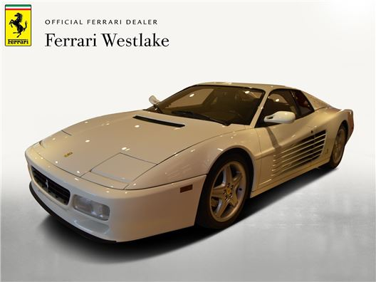 1992 Ferrari 512 Tr for sale in Beverly Hills, California 90212