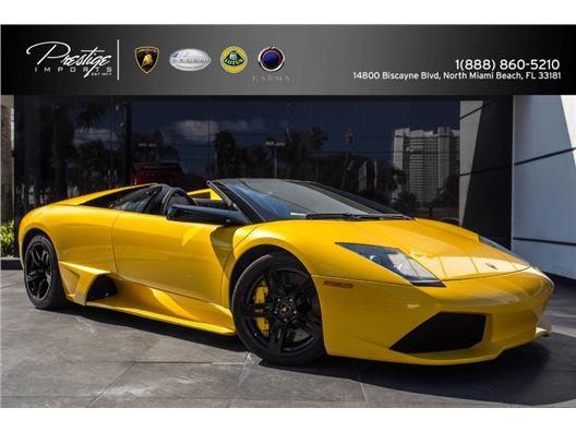 2007 Lamborghini Murcielago for sale in North Miami Beach, Florida 33181