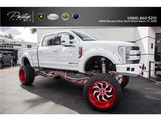 2017 Ford Super Duty F-250 4x4 6.7L Turbo Diesel for sale in North Miami Beach, Florida 33181