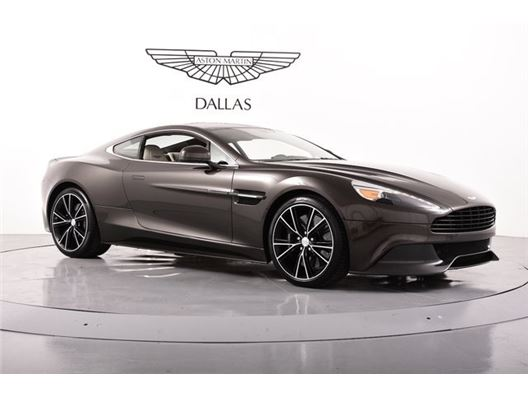2014 Aston Martin Vanquish for sale in Dallas, Texas 75209