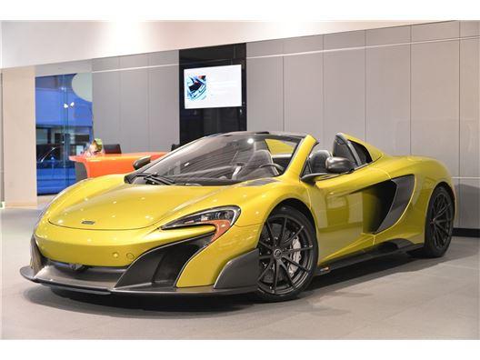2016 McLaren 675LT for sale in Beverly Hills, California 90211