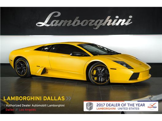 2005 Lamborghini Murcielago for sale in Richardson, Texas 75080