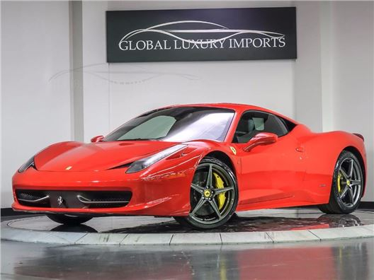 2013 Ferrari 458 Italia for sale in Burr Ridge, Illinois 60527