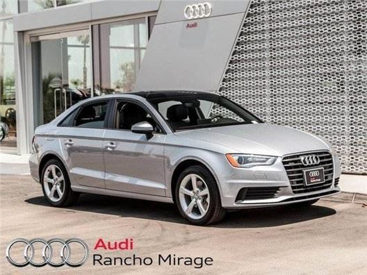 2016 Audi A3 for sale in Rancho Mirage, California 92270