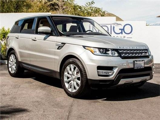 2016 Land Rover Range Rover Sport for sale in Rancho Mirage, California 92270
