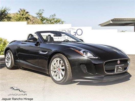 2015 Jaguar F-TYPE for sale in Rancho Mirage, California 92270