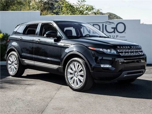 2015 Land Rover Range Rover Evoque for sale in Rancho Mirage, California 92270