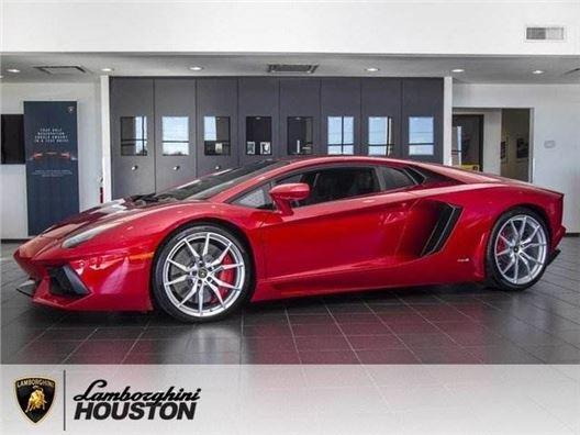 2016 Lamborghini LP700-4 for sale in Houston, Texas 77090