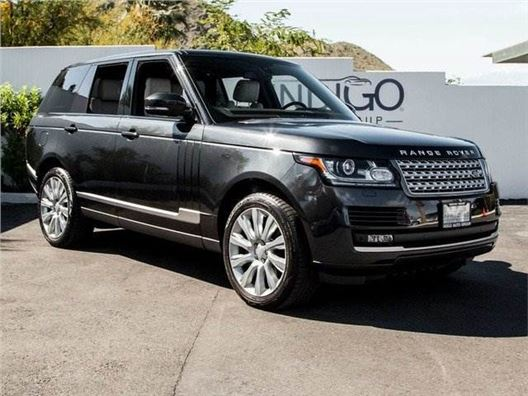 2015 Land Rover Range Rover for sale in Rancho Mirage, California 92270