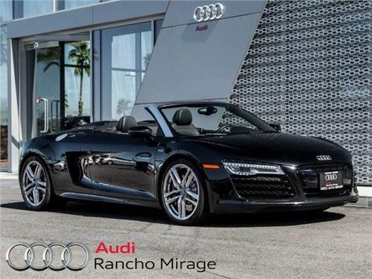 2014 Audi R8 for sale in Rancho Mirage, California 92270