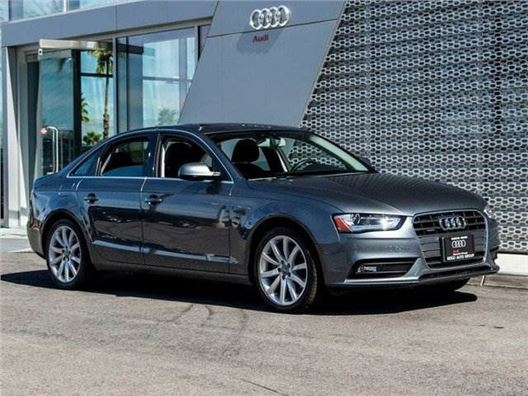 2013 Audi A4 for sale in Rancho Mirage, California 92270