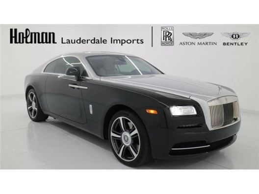 2015 Rolls-Royce Wraith for sale in Fort Lauderdale, Florida 33304