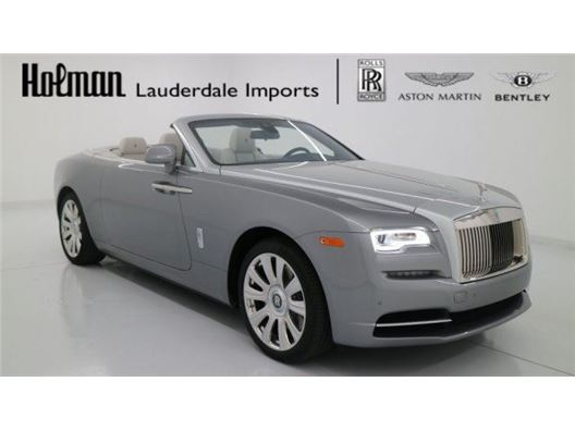 2017 Rolls-Royce Dawn for sale in Fort Lauderdale, Florida 33304