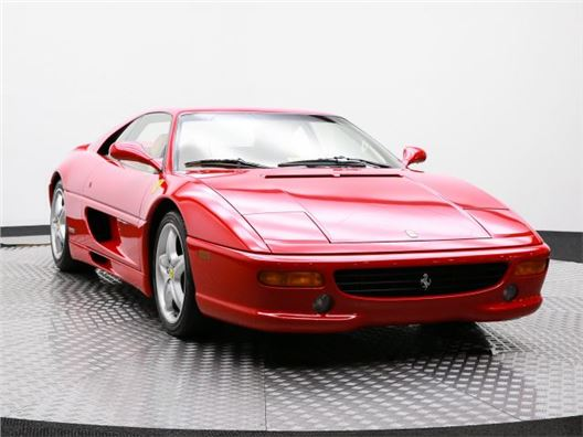 1998 Ferrari F355 Berlinetta for sale in Sterling, Virginia 20166
