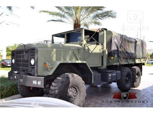 1984 AM General M923 Army Transport for sale in Deerfield Beach, Florida 33441