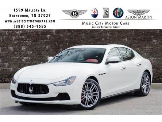 2017 Maserati Ghibli S Q4 for sale in Franklin, Tennessee 37067