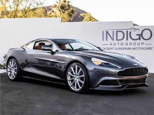 2016 Aston Martin Vanquish for sale in Rancho Mirage, California 92270