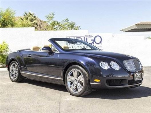 2008 Bentley Continental GT for sale in Rancho Mirage, California 92270