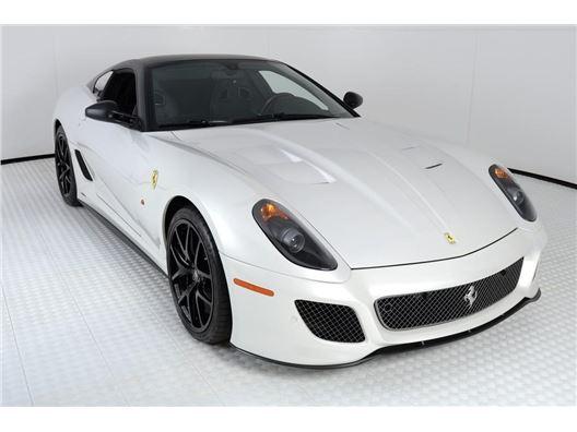 2011 Ferrari 599 GTO for sale in Houston, Texas 77057