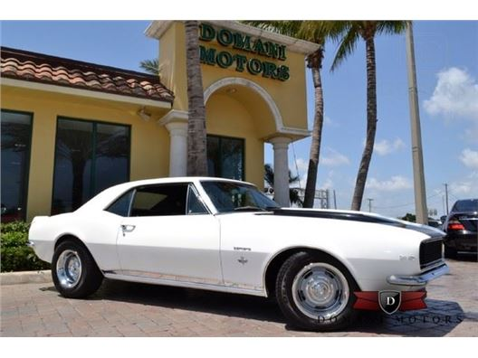 1967 Chevrolet Camaro for sale in Deerfield Beach, Florida 33441