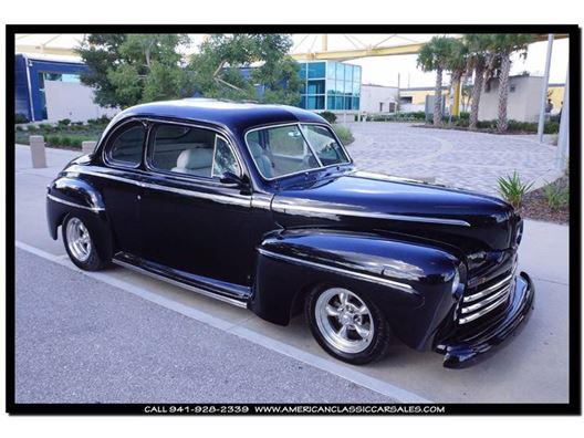 1946 Ford Tudor for sale in Sarasota, Florida 34232