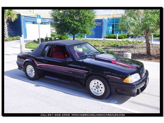 1987 Ford Mustang for sale in Sarasota, Florida 34232