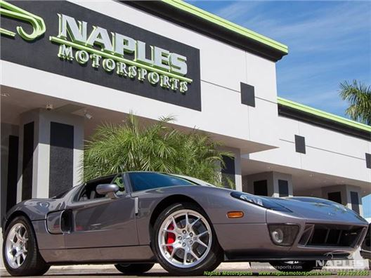 2006 Ford GT for sale in Naples, Florida 34104