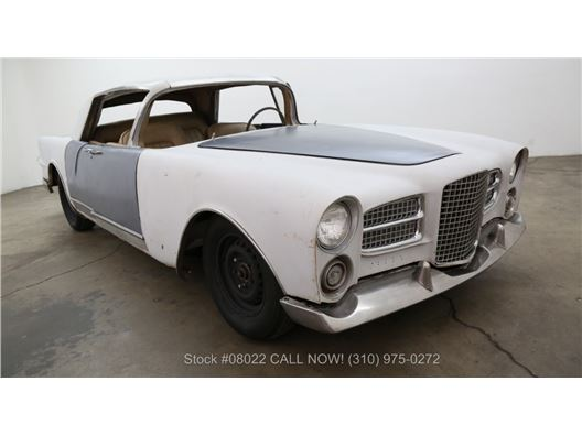 1958 Facel Vega for sale in Los Angeles, California 90063
