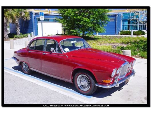 1967 Jaguar 420 for sale in Sarasota, Florida 34232