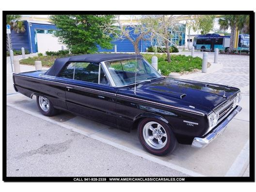 1967 Plymouth Belvedere for sale in Sarasota, Florida 34232