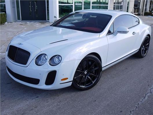 2010 Bentley Continental Supersports for sale in Troy, Michigan 48084