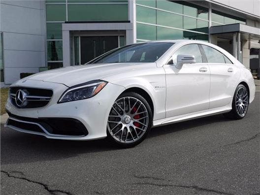 2015 Mercedes-Benz CLS for sale in Troy, Michigan 48084