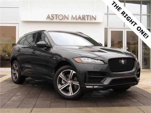 2017 Jaguar F-PACE for sale in Downers Grove, Illinois 60515