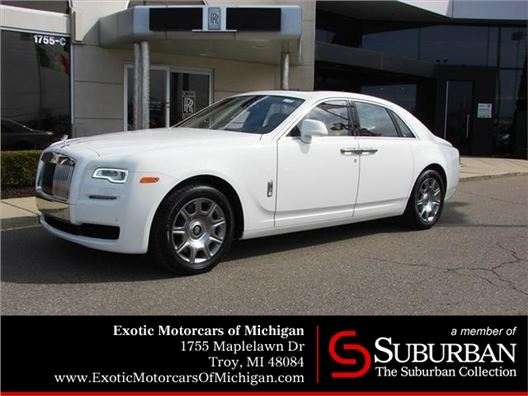 2017 Rolls-Royce Ghost for sale in Troy, Michigan 48084