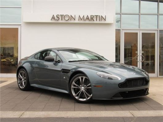 2017 Aston Martin V12 Vantage for sale in Downers Grove, Illinois 60515