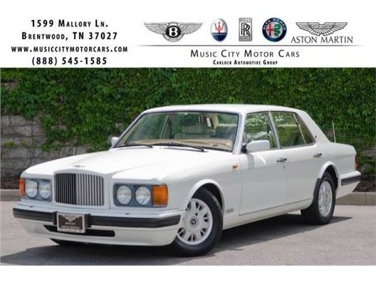 1996 Bentley Brooklands for sale in Franklin, Tennessee 37067