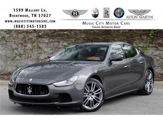 2017 Maserati Ghibli for sale in Franklin, Tennessee 37067