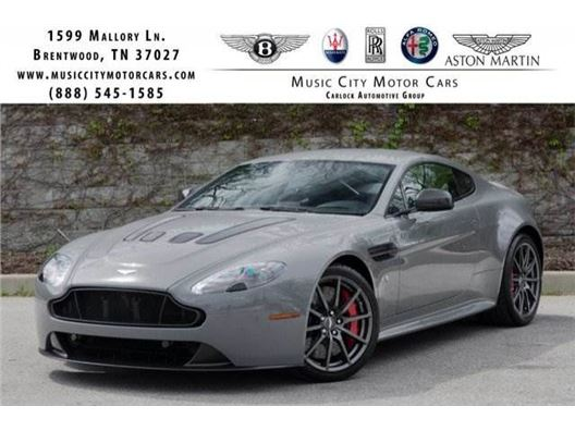 2017 Aston Martin V12 Vantage S for sale in Franklin, Tennessee 37067