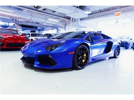 2013 Lamborghini Aventador for sale in New York, New York 10019