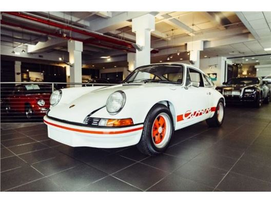 1973 Porsche 2.7 RS for sale in New York, New York 10019