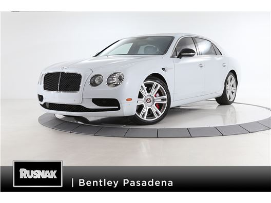 2017 Bentley Flying Spur for sale in Pasadena, California 91105