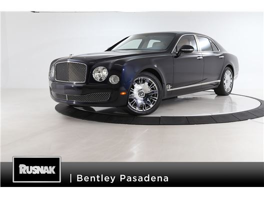 2016 Bentley Mulsanne for sale in Pasadena, California 91105