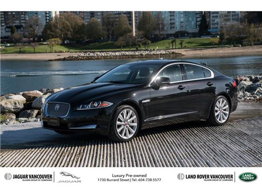 2014 Jaguar XF for sale in Vancouver, British Columbia V6J 3G7 Canada