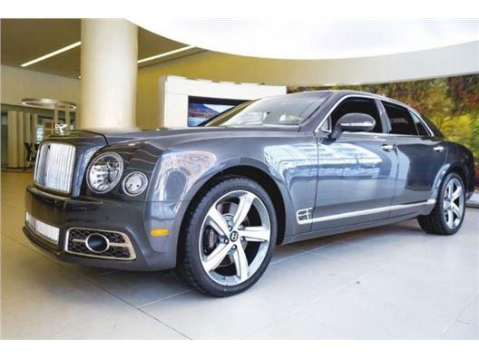 2017 Bentley Mulsanne for sale in New York, New York 10019