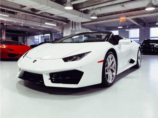 2017 Lamborghini Huracan for sale in New York, New York 10019