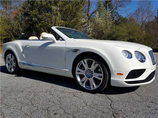 2017 Bentley Continental GT for sale in Alpharetta, Georgia 30009